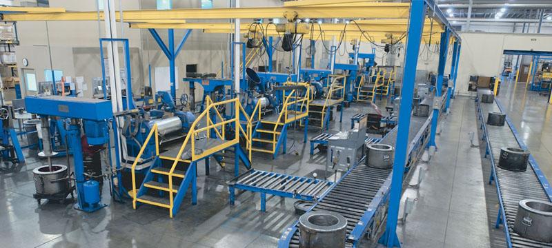 Konstrukcje Linii Produkcyjnych